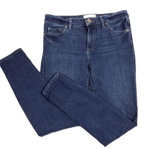 Ann Taylor LOFT Skinny Ankle Jeans